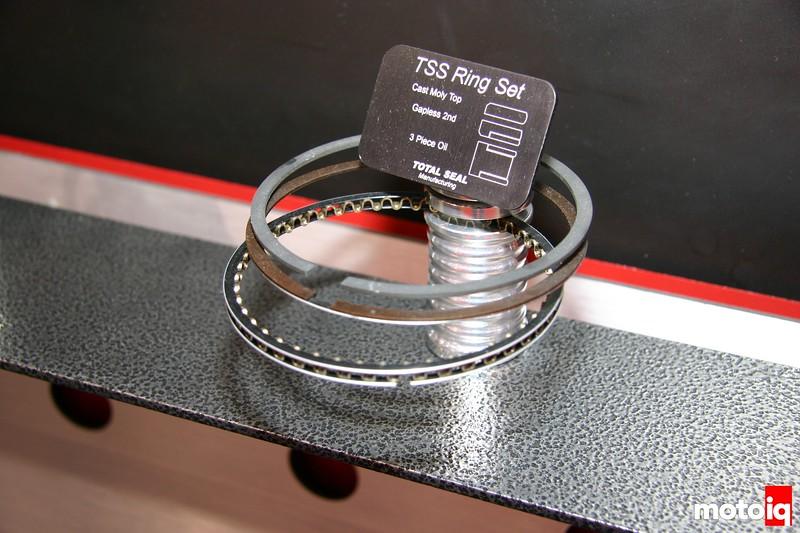 Total Seal TSS ring set