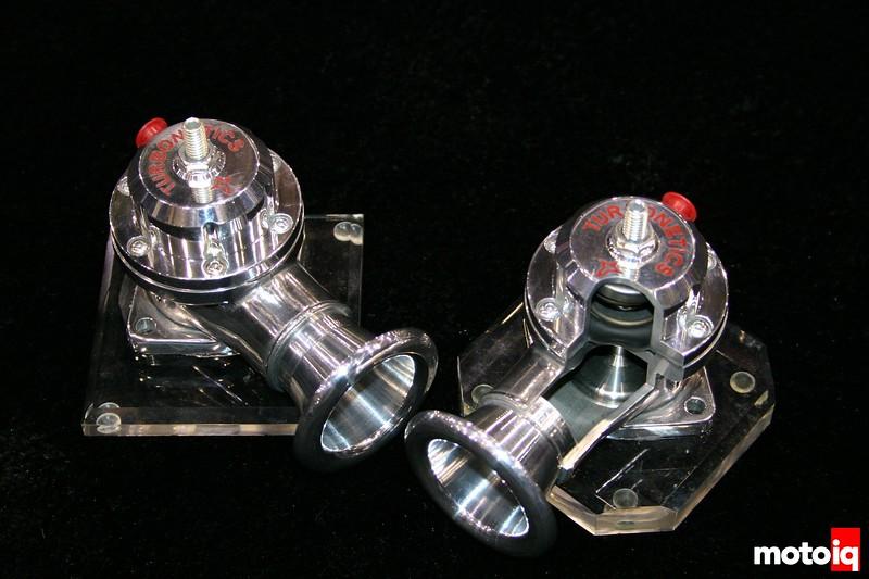 Turbonetics blow off valve