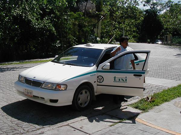 B13 taxi
