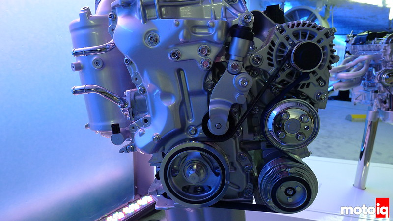 Mazda's Skyactiv D, Diesel Technology, the Economy of a Hybrid With Performance!