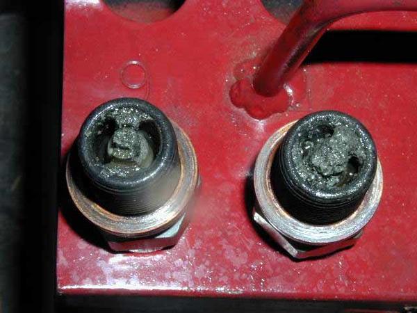 plug damage