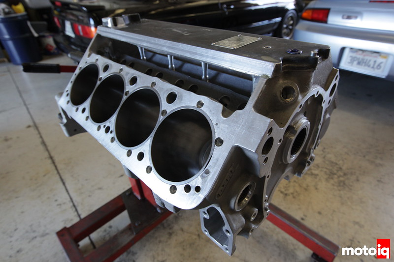 building a big cubic inch small block chevy