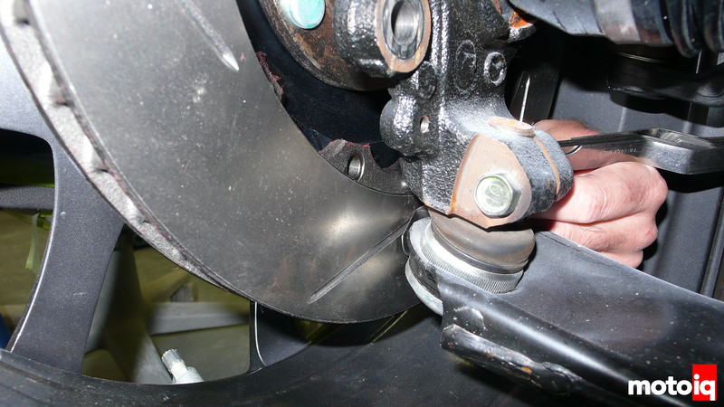 wrench tips mazdaspeed3 custom stoptech rotor clearance picture