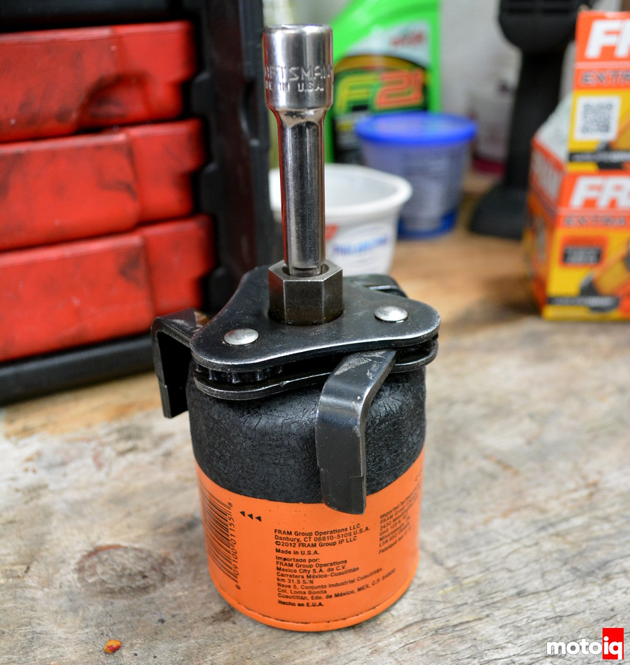 Wrench Tip: The Ultimate Oil Filter Wrench That You Need to
