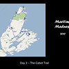 The main event - The Cabot Trail!