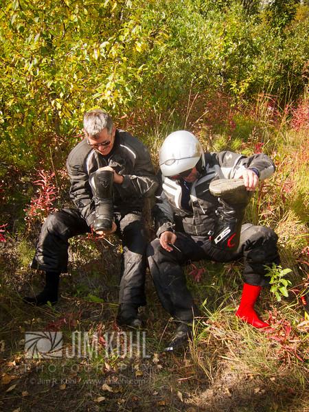2010 Motoquest Industry Invitational Alaska Tour