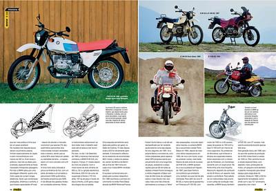 BMW GS 33 anos - MotoJornal