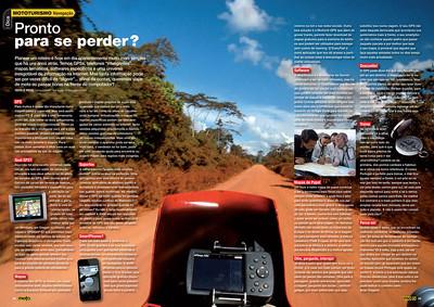 Dicas de viagem MotoJornal 2012