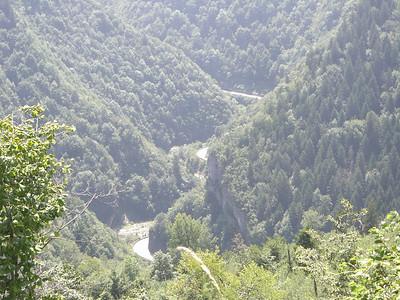 Passo Baremone 16.08.09