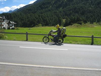 Primo giro Bernina 10.08.12