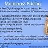 motocross prices