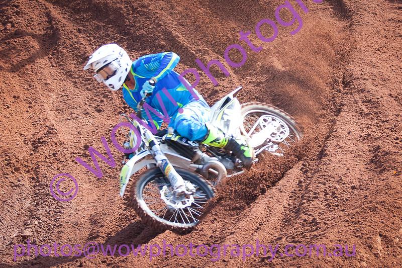 WAMX Senior Motocross State round 1 2016 Geraldton