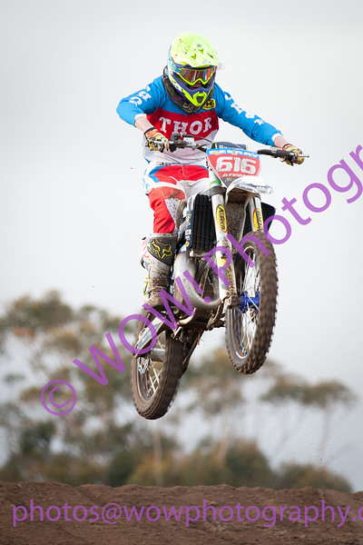 WAMX Junior Motocross State round 3 2016 Coastals