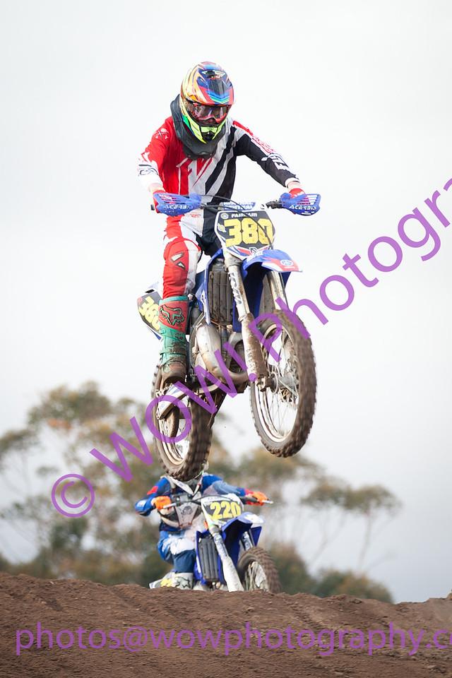 WAMX Junior Motocross State round 3 2016 Coastals