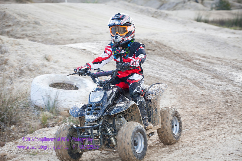 2016 ATVWA kids Campout