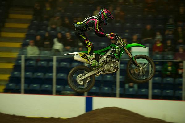 2013 Josh Damery Memorial Arenacross