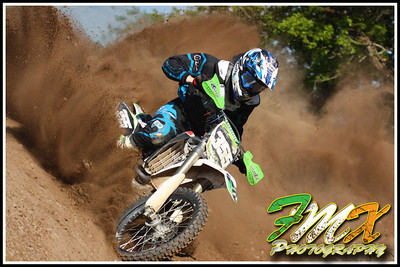 Shane mulligan on his 250yzf grade B