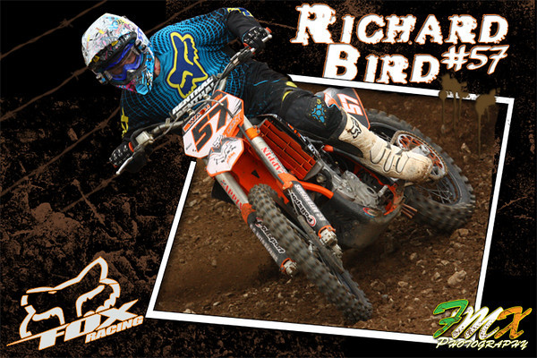 Richard bird poster