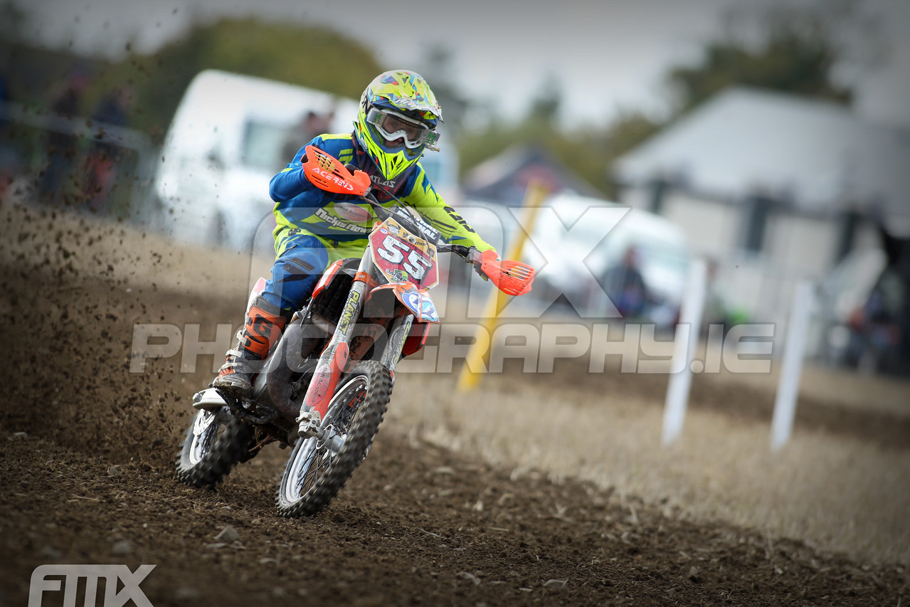 Luke McShane was going quick all day and took 3rd overall in the 85 Small Wheel class.