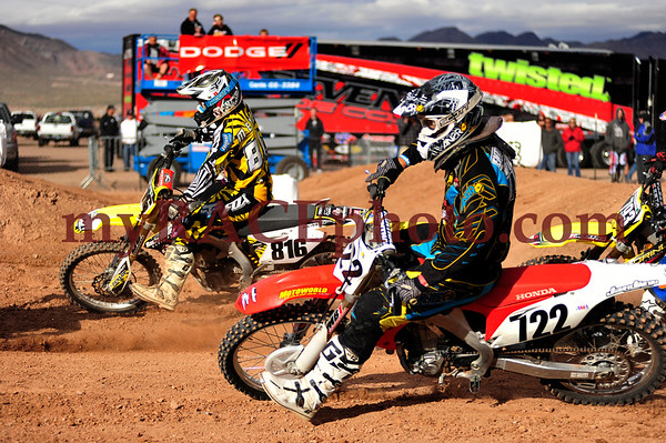 Hart and Huntington LV Supercross Privateer Challenge (Saturday Nov 20, 2010)