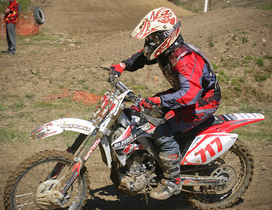 2005 and 2006 Motocross