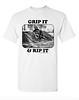 Vintage BMX Photo T-shirt