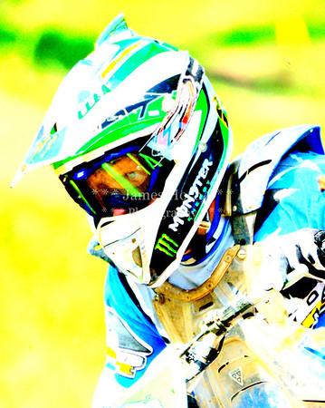 Byron Racing Exotic Colors