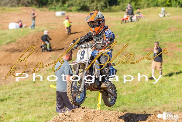Cato MX 50cc Races  9-23-18