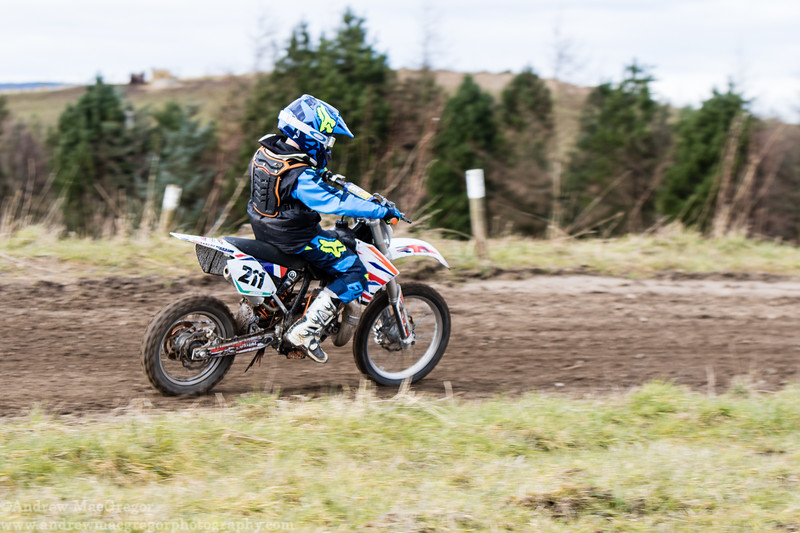 Motcross at Fife MotoPark