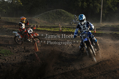Supercross Racing at Wilmington, Illinois - Joliet Motosports - August 25, 2012 - Rider # 020
