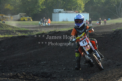 Supercross Racing at Wilmington, Illinois - Joliet Motosports - August 25, 2012 - Rider # 011