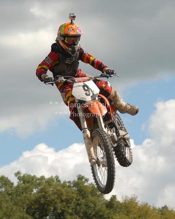 Racing at Wilmington, Illinois - Joliet Motosports - September 9, 2012 - Rider # 009