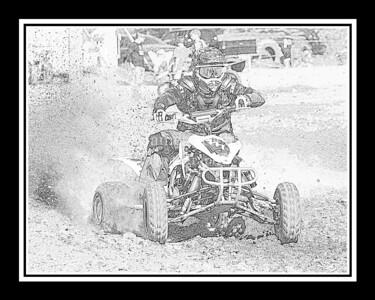 Racing at Wilmington, Illinois - Joliet Motosports - September 9, 2012 - Rider # Quad 777