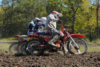 Racing at Wilmington, Illinois - Joliet Motosports - September 22, 2012 - Rider # 007