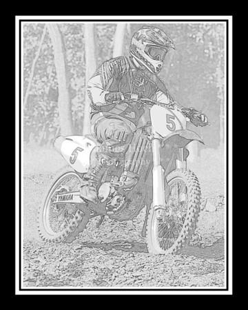 Racing at Wilmington, Illinois - Joliet Motosports - September 22, 2012 - Rider # 005