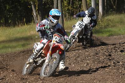 Racing at Wilmington, Illinois - Joliet Motosports - September 22, 2012 - Rider # 003