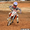 Nick Desiderio won both motos in the 65cc 7-9 class to take the overall victory.