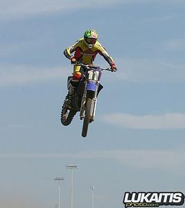 Motocross  Raceway Park Practice Summer 03
