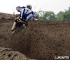 National enduro champion Mike Lafferty tries his luck at motocross