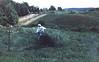 Billy Liles enjoys the fresh Unadilla terrain Unadilla NY 1987