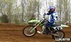 Team Green rider Mitchell Dougherty.