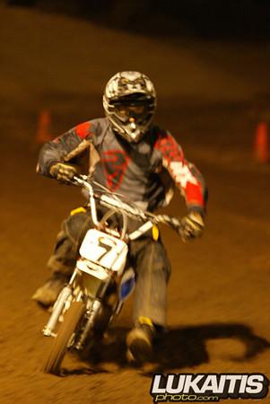 Round 4 Raceway Park Trapani Pit Bike Series 09-03-05