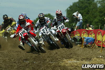 AMA Toyota National Motocross Championship presented by FMF;  Unadilla, New Berlin NY