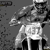 More photoshopped wallpaper. This one of Chris Prenderville on the gas.