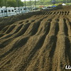 This year's track took a ton of abuse with all the rain. These ruts show how technical it can be.