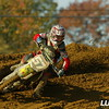 One more time with that corner. By now the fall leaves change the feeling of the shot. Nick Desiderio on the gas.
