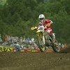 The Goat in his last appearance at Unadilla. All alone and roosting away.