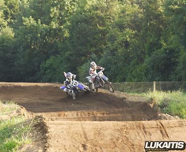 Peewee and Pit Bike 8/15/09