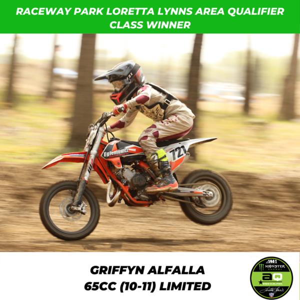 Raceway Park Loretta Lynns Area qualifier