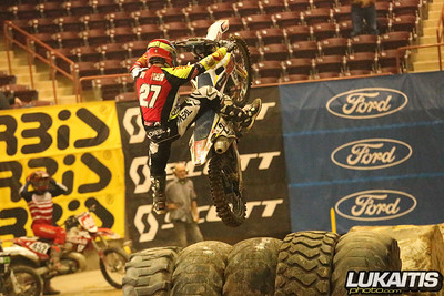 Endurocross - Round 6 - Boise, ID - November 3